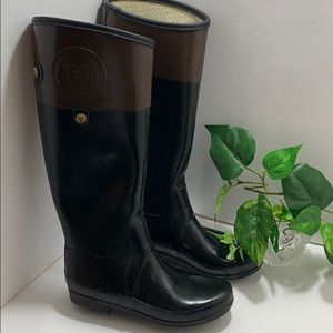 Hunter Regent Carlyle Welly Rubber Boots